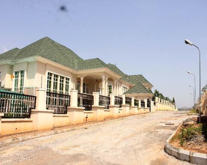 INEC NATIONAL COMMISSIONERS' QUARTERS ABUJA