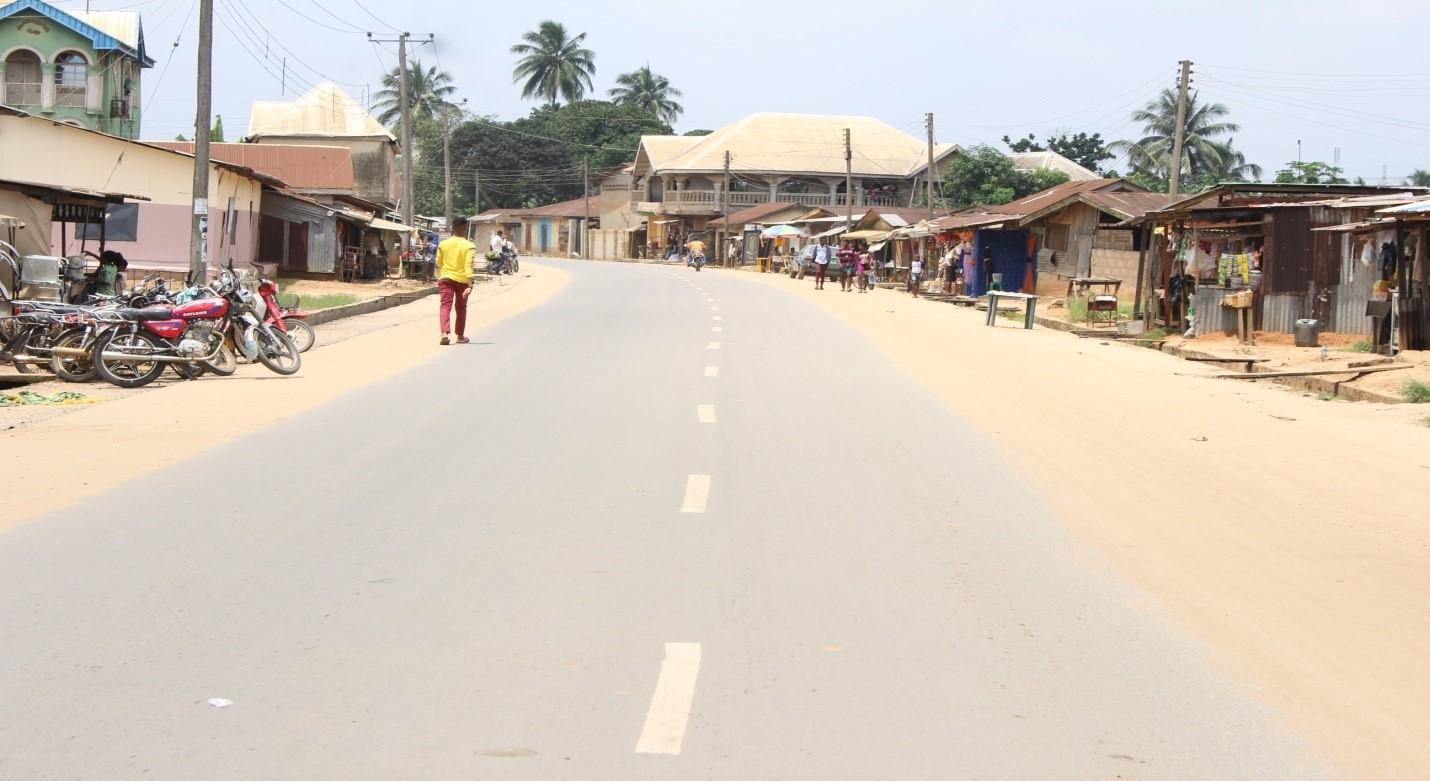 UMUODE ROAD ABIA STATE